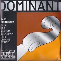 ドミナント コントラバス弦 E線