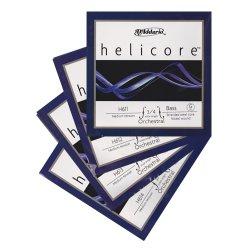 ヘリコア オーケストラ コントラバス弦 G,D,A,E線セット
