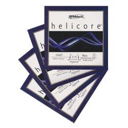 ヘリコア ハイブリッド コントラバス弦 G,D,A,E線セット