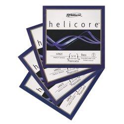 ヘリコア ピチカート コントラバス弦 G,D,A,E線セット