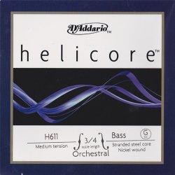 ヘリコア オーケストラ コントラバス弦 G線