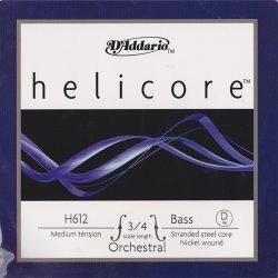 ヘリコア オーケストラ コントラバス弦 D線