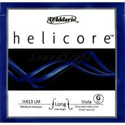 ヘリコア ビオラ弦 G線