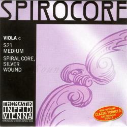 スピロコア ビオラ弦 C線シルバー