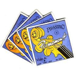 パーマネント ビオラ弦 A,D,G,C線セット
