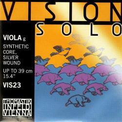 ヴィジョン ソロ ビオラ弦 G線