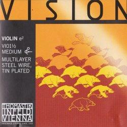 バイオリン弦 ヴィジョン 1/2 E線