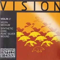 バイオリン弦 ヴィジョン 3/4 D線