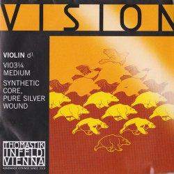 バイオリン弦 ヴィジョン 1/4 D線