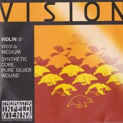 バイオリン弦 ヴィジョン 1/8 D線