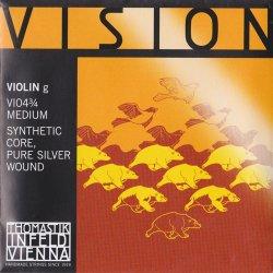 バイオリン弦 ヴィジョン 3/4 G線
