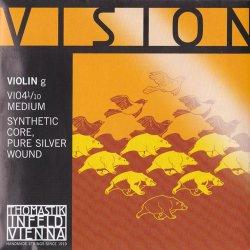 バイオリン弦 ヴィジョン 1/10 G線