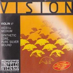 バイオリン弦 ヴィジョン 1/16 D線