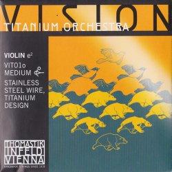 バイオリン弦 ヴィジョン チタニウム オーケストラ E線