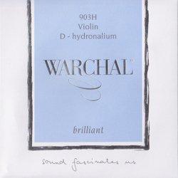バイオリン弦 ワーシャル ブリリアント D線 ハイドロナリウム巻