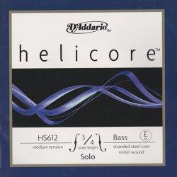 ヘリコア ソロ コントラバス弦 E線