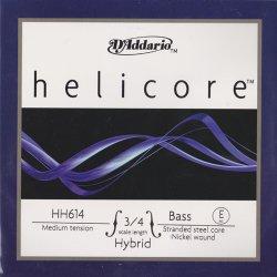 ヘリコア ハイブリッド コントラバス弦 E線