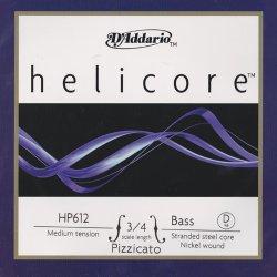 ヘリコア ピチカート コントラバス弦 D線