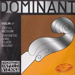 バイオリン弦 ドミナント 1/16 D線