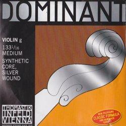 バイオリン弦 ドミナント 1/16 G線
