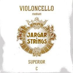 ヤーガー  スーペリア チェロ弦 C線
