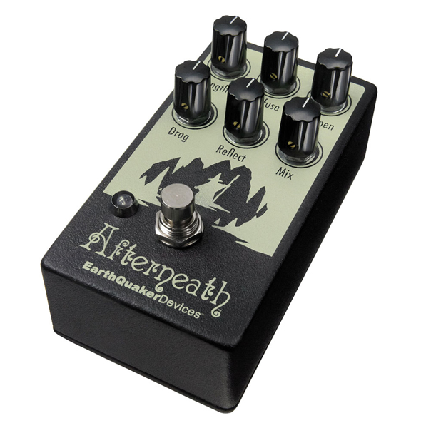 EarthQuaker Devices Afterneath 販売 価格