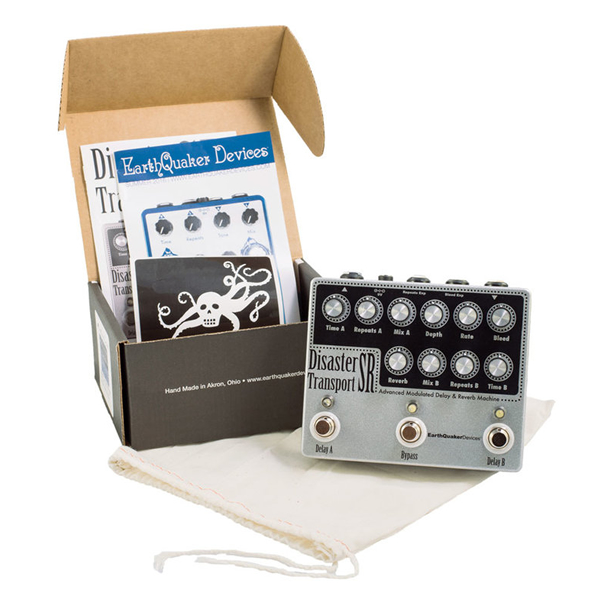 EarthQuaker Devices Disaster Transport SR 販売 価格