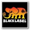 BLACK LABEL ブラックレーベル(キャップ)