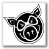 PIG WHEELS ピッグ(ロングT)