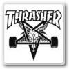 THRASHER スラッシャー(ジャケット)
