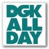 DGK ディージーケー(ステッカー)