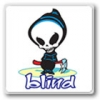 BLIND ブラインド(ステッカー)