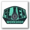 ALIEN WORKSHOP エイリアンワークショップ(ステッカー)