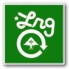 LRG エルアールジー(ステッカー)