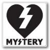MYSTERY ミステリー(ステッカー)