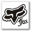 FOX RACING フォックス(ステッカー)