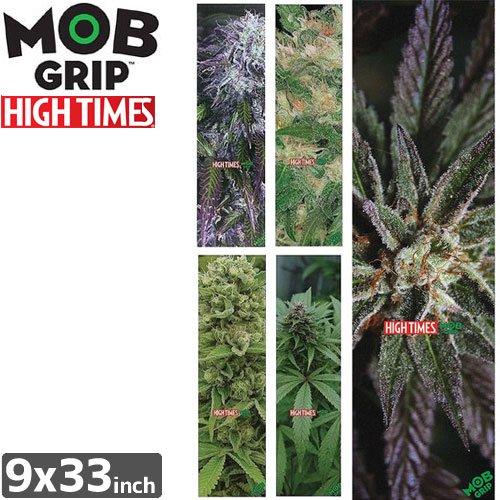 【モブグリップ MOB GRIP デッキテープ】HIGH TIMES MAGAZINE GRIPTAPE【9 x 33】NO112
