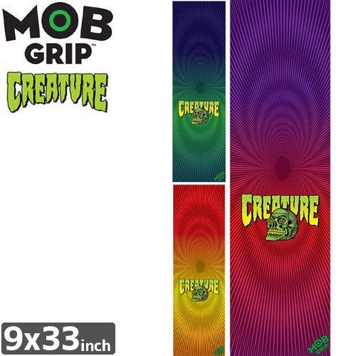 【モブグリップ MOB GRIP デッキテープ】CREATURE PSYCH GRIPTAPE【9 x 33】NO117