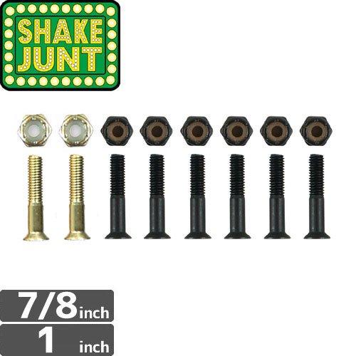 【シェイクジャント SHAKE JUNT ハードウェア】REYNOLDS PRO BOLTS【7/8インチ】【1インチ】NO3