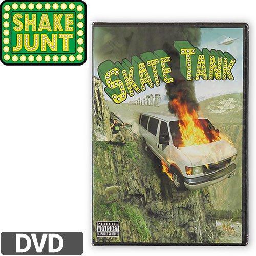 【シェークジャント SHAKE JUNT スケボー DVD】SKATE TANK NO2