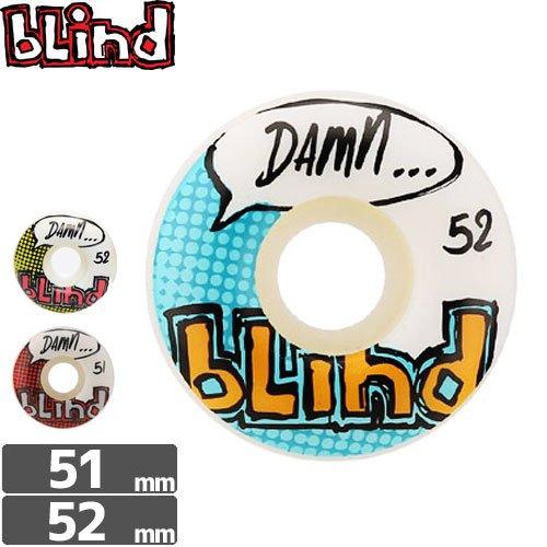 【ブラインド BLIND スケボー ウィール】OG LOGO WHEEL【51mm】【52mm】NO14