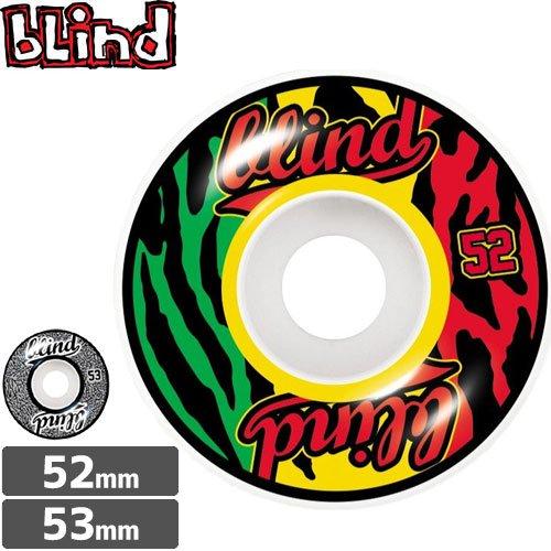 【ブラインド BLIND スケボー ウィール】ATHLETIC SKIN WHEEL【52mm】【53mm】NO15