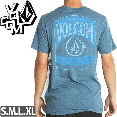 【VOLCOM ボルコム Tシャツ】LIVE VOLCOM S/S TEE【ハワイ限定】NO88