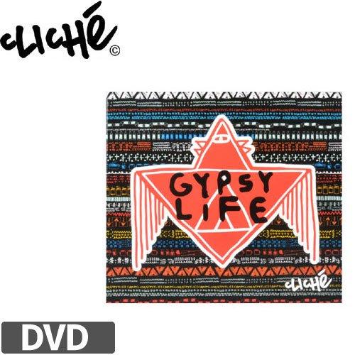 【クリシェ CLICHE スケートボード DVD】GYPSY LIFE【DVD】NO2