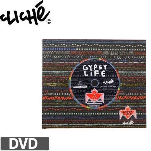 【クリシェ CLICHE スケートボード DVD】GYPSY LIFE【DVD】【ブックレット付き】NO3
