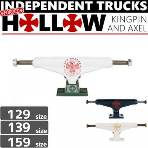 【INDEPENDENT トラック】LEO ROMERO HOLLOW STAGE11 TRUCKS【129】【STANDARD】NO82