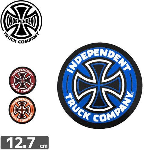 【インディペンデント INDEPENDENT スケボー ステッカー】LOGO STICKER【12.7cm x 12.7cm】【3カラー】NO89
