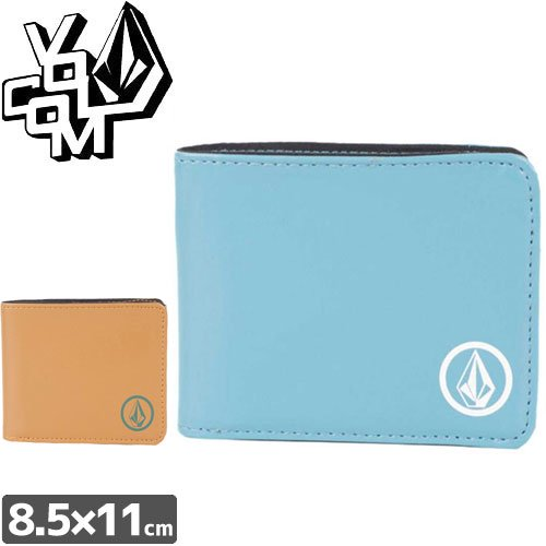 【VOLCOM WALLET ボルコム 財布】VCORPS WALLET【2つ折り】NO6