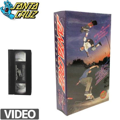 【SANTA CRUZ サンタクルーズ スケートボード ビデオ】A REASON FOR LIVING VIDEO【VHS】【ビデオテープ】NO2