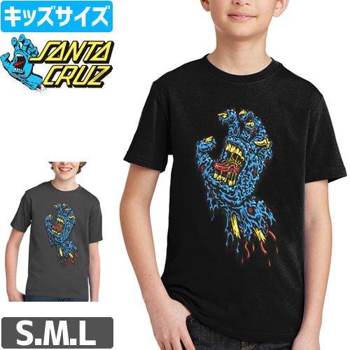 【サンタクルズ SANTA CRUZ キッズ Tシャツ】DECAY HAND YOUTH TEE【ユース サイズ】【2カラー】NO35